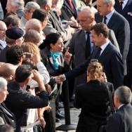 Nicolas Sarkozy rend hommage aux Harkis