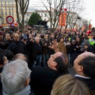 François Hollande célèbre le Nouvel An chinois à Paris