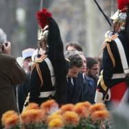 11 novembre : Nicolas Sarkozy rend hommage à Georges Clémenceau