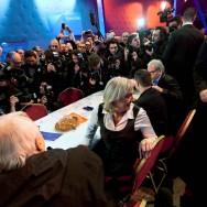 « Galette présidentielle » : Marine Le Pen tire les rois à Saint-Denis