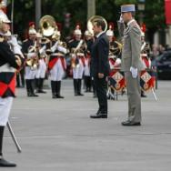 8 mai 2012 : dernier hommage de Nicolas Sarkozy au Général de Gaulle