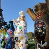 Les ours berlinois sont entrés dans Paris