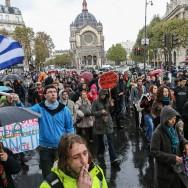 Manifestation à Paris « Annulons la dette »