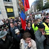 L'Institut Civitas mobilise des milliers de personnes à Paris contre le mariage homosexuel