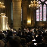 De nouvelles cloches pour Notre-Dame de Paris
