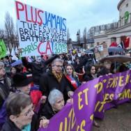 De Stalingrad à Bastille : marche à Paris pour la Journée internationale des droits des femmes