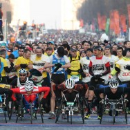 Marathon de Paris 2013 : record de participation