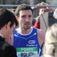 Marathon de Paris 2013 : l'Agenais Benjamin Malaty premier français