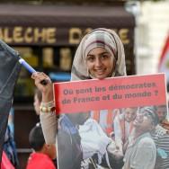 Egypte: manifestations pro-Morsi  à Paris