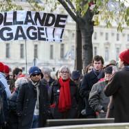 Paris : mobilisation contre le « matraquage fiscal »