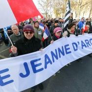 « Résistance républicaine » défile dans Paris