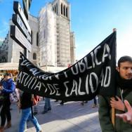 Saint-Denis : les étudiants se mobilisent pour le libre accès à l'Université Paris-8