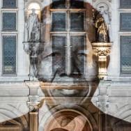 Mandela : hommage à l'Hôtel de Ville de Paris