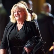 César 2014 : Charlotte de Turckheim assiste à la cérémonie