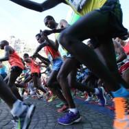 38ème Marathon de Paris : 40 738 coureurs au départ