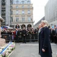 Paris : Le Front national rend hommage à Jeanne d'Arc