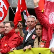 Les syndicats célèbrent le 1er mai dans la désunion