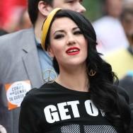 Paris : Tara Mc Donald marraine de la Gay Pride 2014