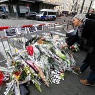 Saint-Mandé : hommages  aux victimes de la prise d'otage de l'Hyper Cacher