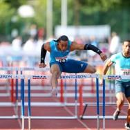 Prague : Pascal Martinot-Lagarde champion d'Europe du 60m haies
