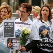 Paris : des familles de victimes de la route se mobilisent pour plus de justice.