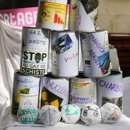 Paris : Alternatiba, un rassemblement contre le dérèglement climatique