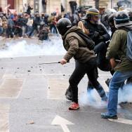 Loi Travail : une journée de mobilisation troublée par des violences