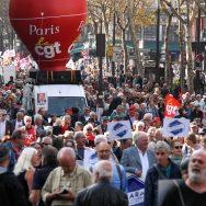 Les retraités manifestent ce jeudi pour défendre leurs «pensions en danger».
