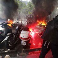 Acte XXIII des «gilets jaunes»: 27.900 manifestants en France, incidents à Paris.