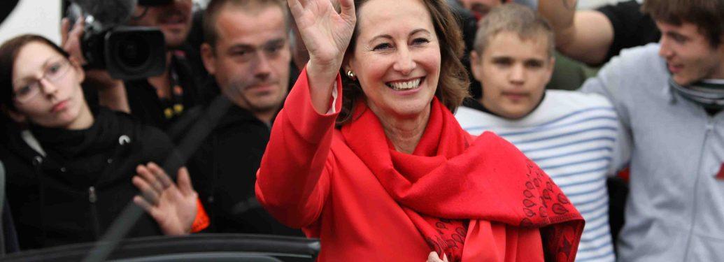 Fête de l'Humanité : Royal tend la main à Mélenchon