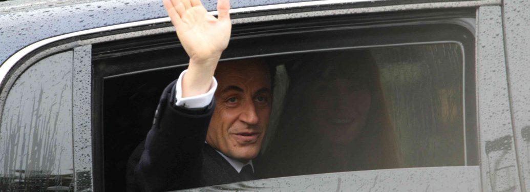 3e commémoration du 11 novembre pour le Président Nicolas Sarkozy