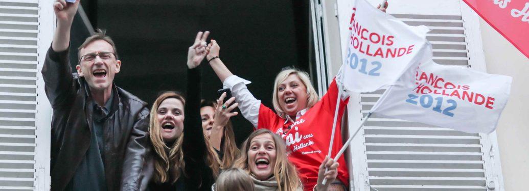 De Solférino à Bastille : la soirée électorale socialiste dans les rues de Paris