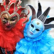 Carnaval vénitien à Corbeil Essonnes