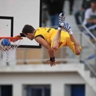 Basket de haut vol