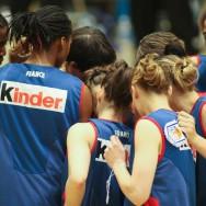 Basket : l'équipe de France féminine bat l'Australie