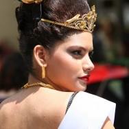 Laura Isabel Ramirez, reine du carnaval tropical de Paris