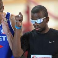 Athlétisme indoor à Eaubonne