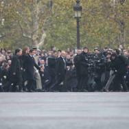 Deuxième 11 novembre de Nicolas Sarkozy sous le signe de l'Allemagne