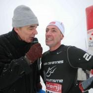 Une 11e corrida de Thiais sous la neige