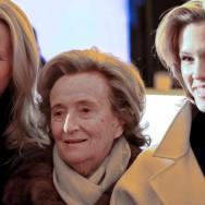 Bernadette, Estelle et Lorie lancent la 21e opération « pièces jaunes »