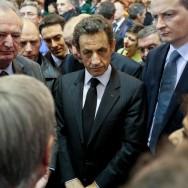 Nicolas Sarkozy clôture le 47e salon de l'Agriculture