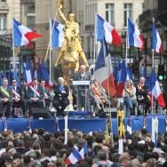 Le Front National rend hommage à Jeanne d'Arc pour le 1er Mai