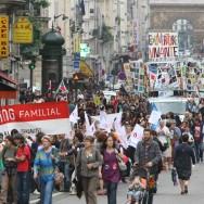 La marche mondiale des femmes 2010 est bien passée par Paris