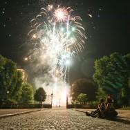 Choisy-le-Roi illumine le ciel du 14 Juillet