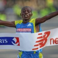 Le Kényan John Nzau Mwangangi remporte la 32e édition des 20 km de Paris