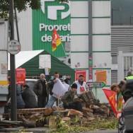 Paris sera-t-il bientôt envahi d'ordures ? L'incinérateur d'Ivry en grève