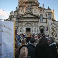 Procession de la châsse de sainte Geneviève, patronne de Paris
