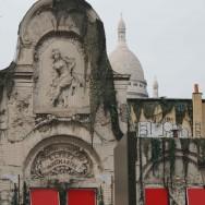 Soutien à l'Elysée Montmartre après son incendie