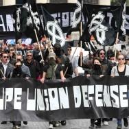 L'extrême droite radicale défile à Paris pour Jeanne d'Arc