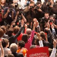 Les socialistes adoptent leur projet pour 2012